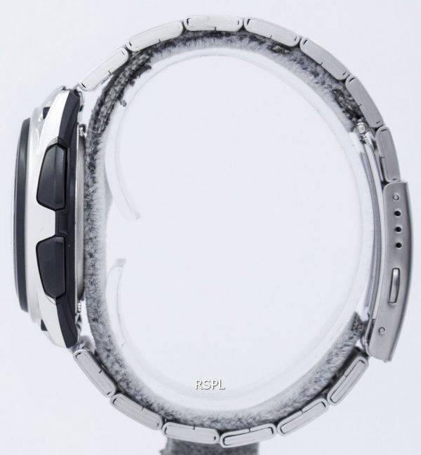Casio World Time Banque de données numérique analogique AW-80D-1A2V AW80D-1A2V montre homme