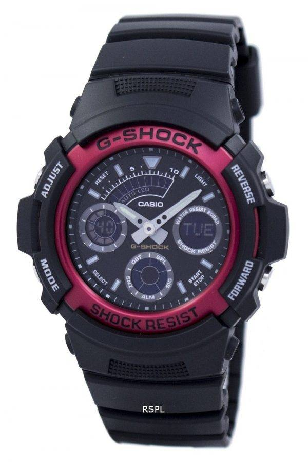 Casio G-shock World Time montre AW-591-4A AW-591-4ADR AW591-4A