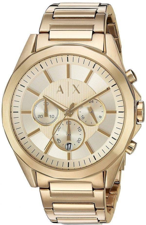 Armani Exchange Chronographe Quartz AX2602 montre homme
