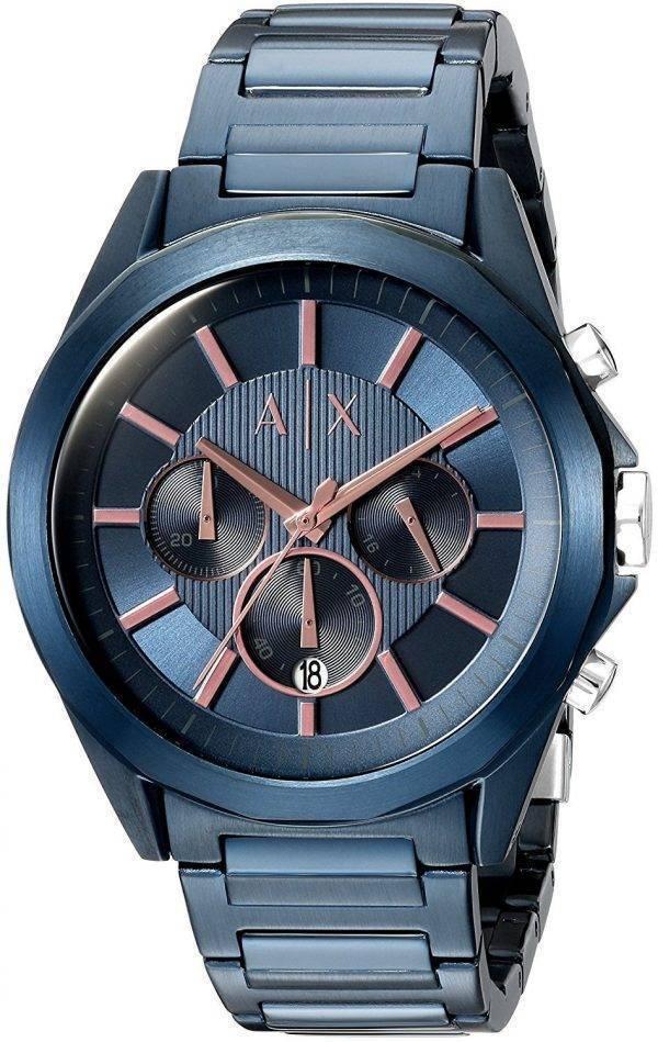 Armani Exchange Chronographe Quartz AX2607 montre homme