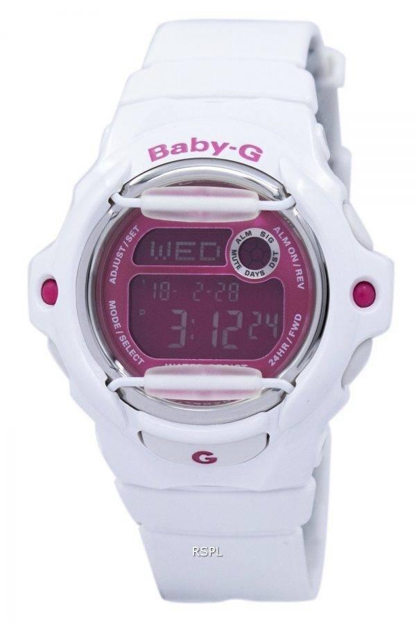 Montre Casio Baby-G mondial temps BG-169R - 7D féminin
