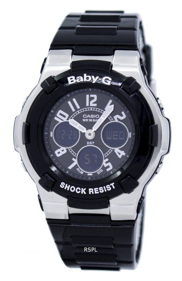 Casio Baby-G World Time BGA-110-1B2 Montre Femme
