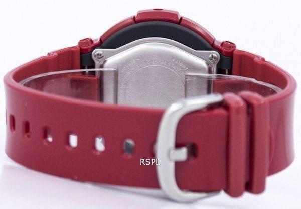 Analogique-numérique de Casio Baby-G BGA-160-4BDR femmes montre