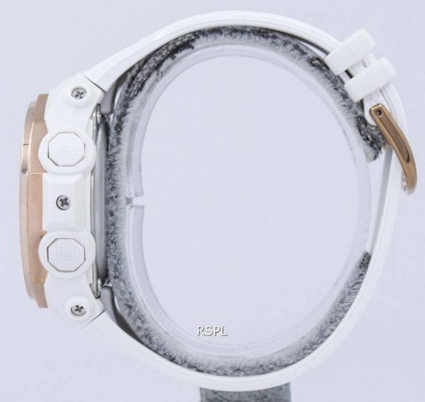 Montre Casio Baby-G mondial temps analogique numérique BGA-220G-7ADR BGA220G-7ADR féminin