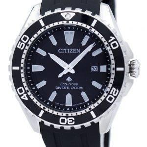 Montre 200M BN0190-15F masculine Citizen Promaster Eco-Drive plongeur