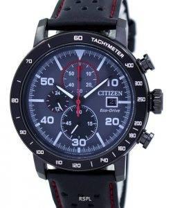 Montre Citizen Eco-Drive chronographe tachymètre CA0645 - 15H masculin
