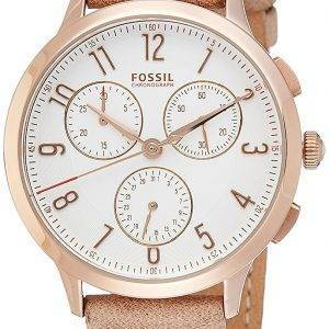 Abilene fossiles Chronographe Quartz CH3016 Women Watch