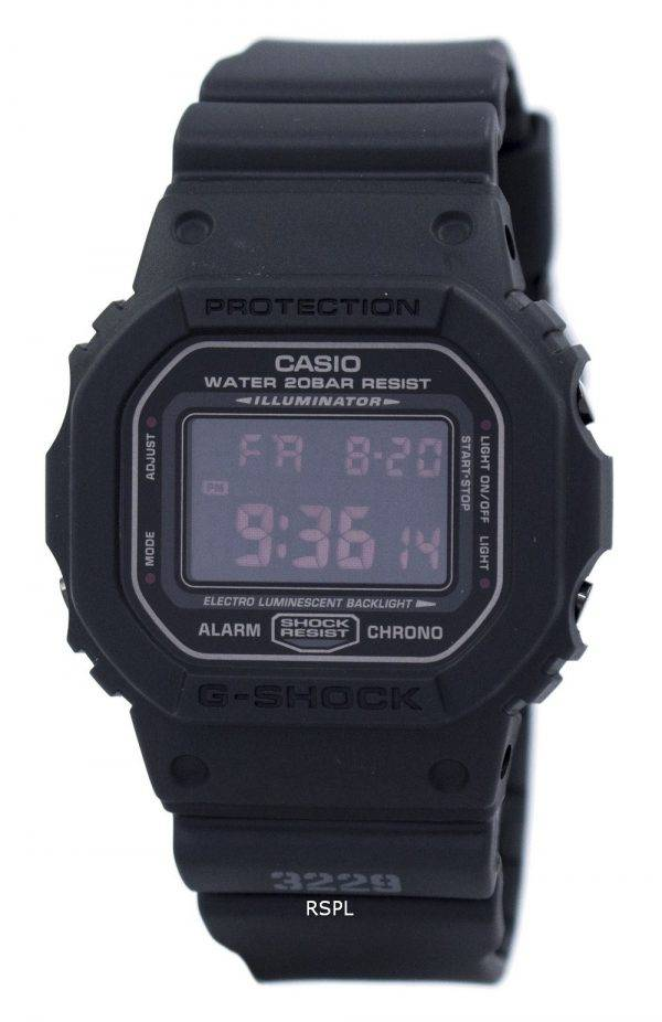 Montre Casio G-Shock DW-5600MS - 1D DW-5600MS DW-5600MS-1