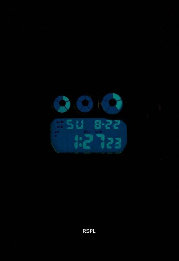 Montre résistante aux chocs Chrono alarme Casio G-Shock DW-6900CB-1DS DW6900CB-1DS masculine