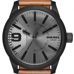 Délais de diesel râpe Quartz DZ1764 montre homme