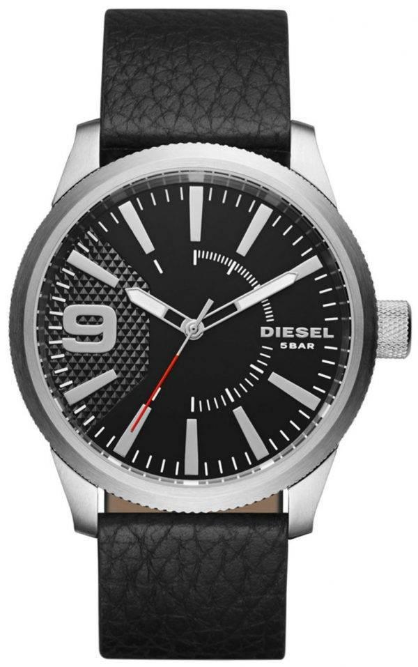 Délais de diesel râpe Quartz DZ1766 montre homme