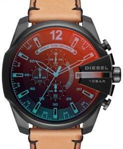 Montre diesel Mega des délais chef Chronographe Quartz DZ4476 masculin