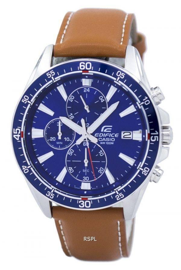 Montre Casio Edifice Chronographe Quartz EFR-546L-2AV EFR546L-2AV masculin 0e9bbee9cbd5