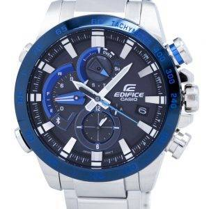 Casio Edifice lien Smartphone Dual Time Tough Solar EQB-800DB-1 a EQB800DB-1 a montre homme
