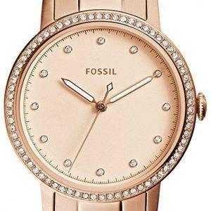 Fossile Neely Quartz diamant Accent ES4288 Women Watch