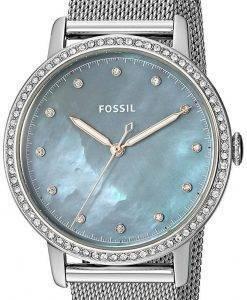 Fossile Neely Quartz diamant Accent ES4313 Women Watch