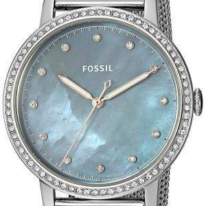 Fossile Neely Quartz diamant Accent ES4313 Women Watch