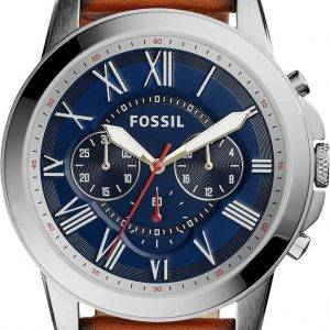Accorder des fossiles montre chronographe Quartz FS5210 masculin