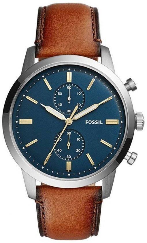 Citadin fossiles Chronographe Quartz FS5279 montre homme