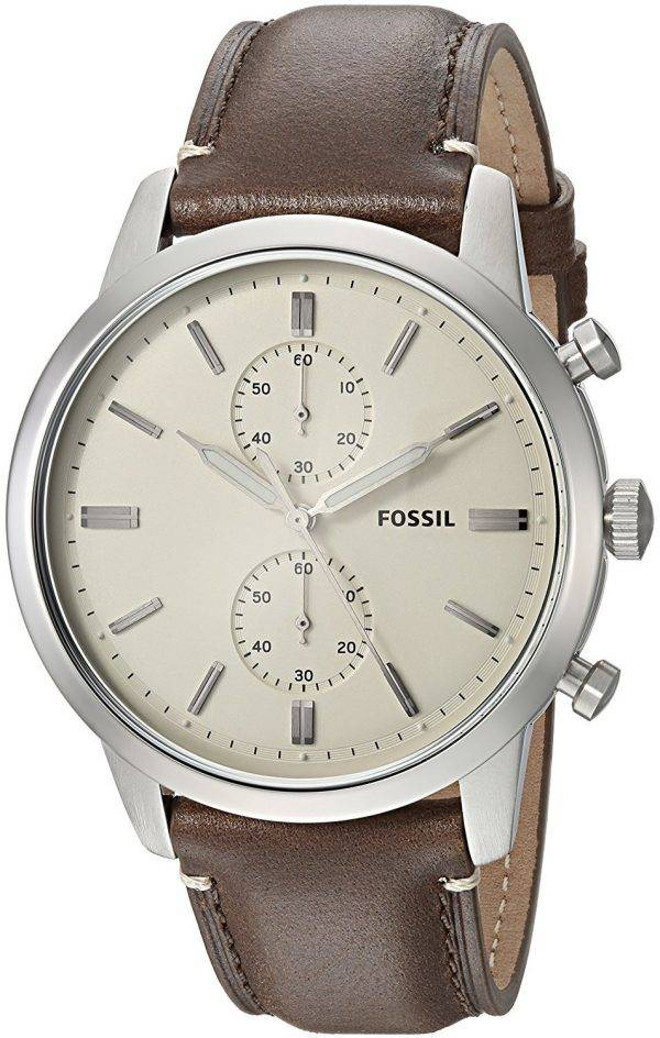 Citadin fossiles Chronographe Quartz FS5350 montre homme