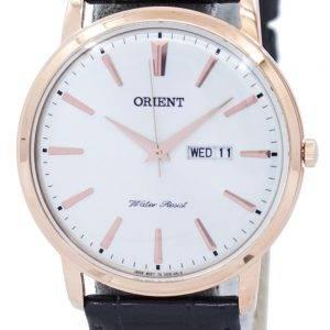 Orient classique Quartz FUG1R005W montre homme