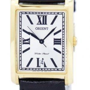 Orienter les montres Quartz analogiques FUNEL002C0 féminin