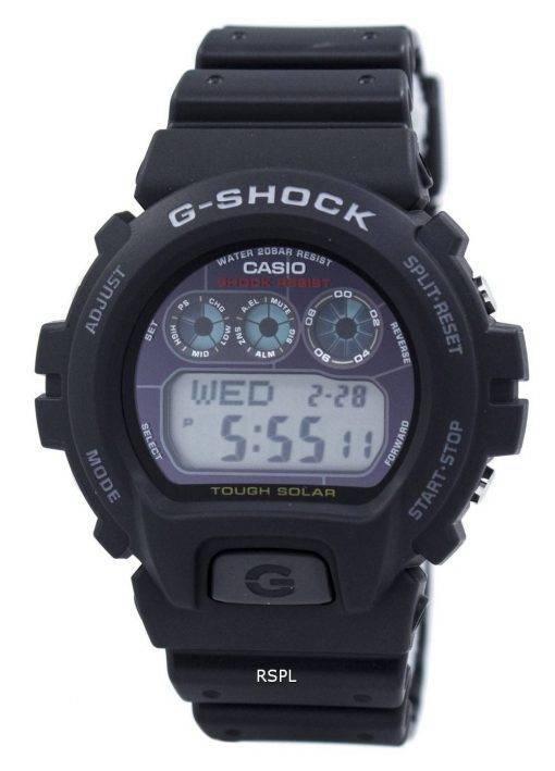 Casio G-Shock dur solaire montre hommes G-6900-1DR