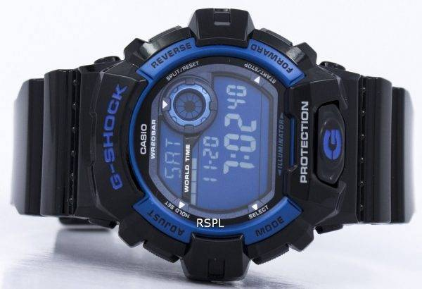 Montre Casio G-Shock G-8900A - 1D G-8900A-1