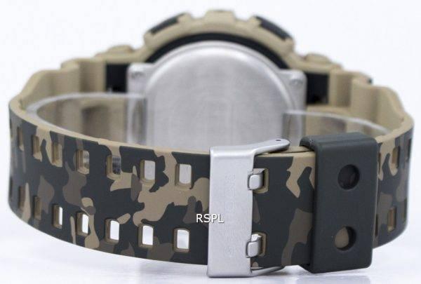 Casio G-Shock Camouflage série analogique numérique GA-100CM-5 a montre homme