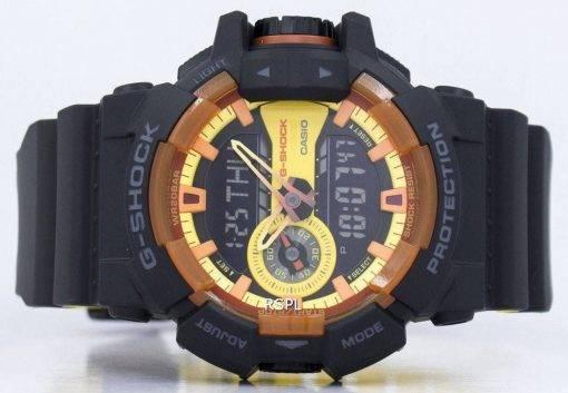 Montre Casio G-Shock résistant aux chocs analogique numérique GA-400BY-1ADR GA400BY-1ADR masculine
