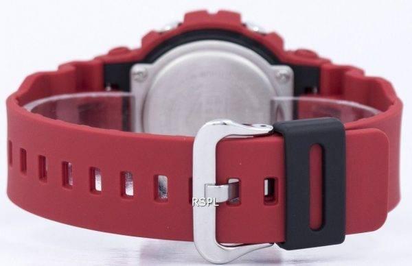 Montre Casio G-Shock résistant aux chocs analogique numérique GA-800-4ADR GA800-4ADR masculin