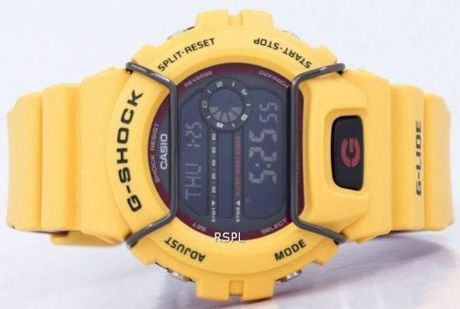 Casio G-Shock G-Lide résistant aux chocs numérique GLS-6900-9 DR GLS6900-9 DR montre homme