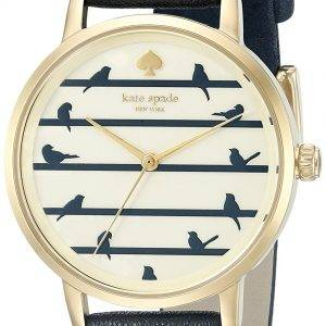 Watch des femmes KSW1022 Kate Spade New York métro Quartz