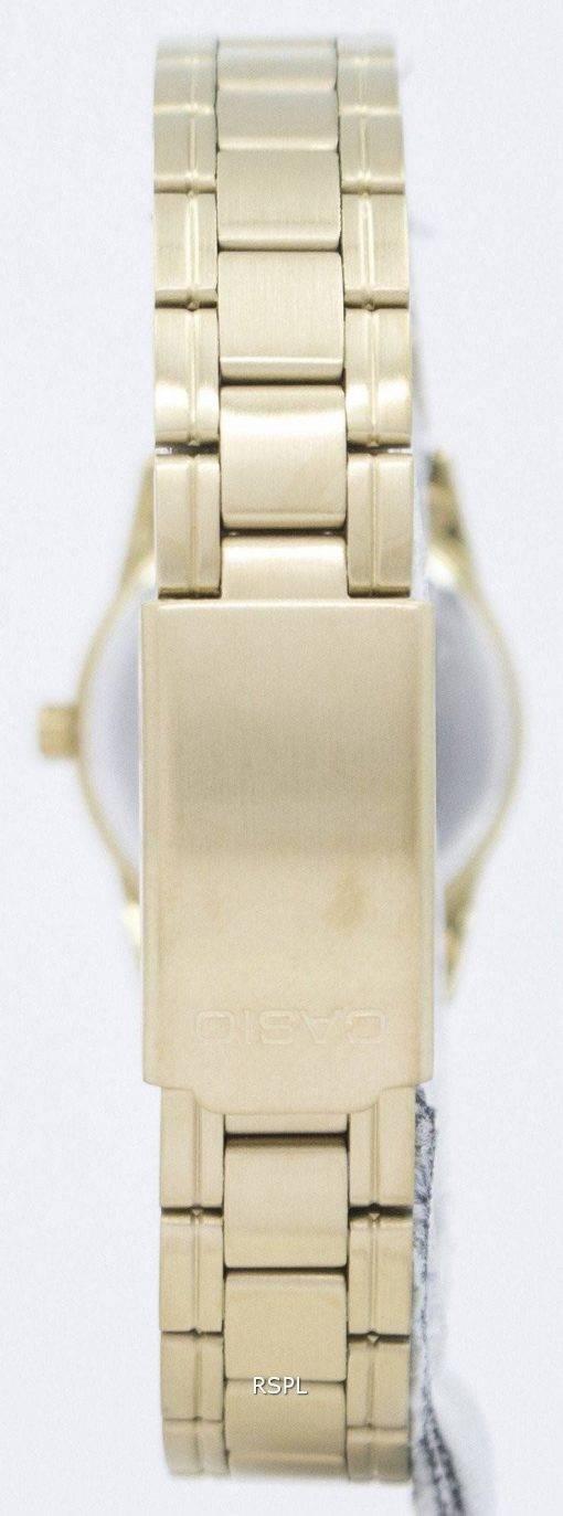 Montre Quartz analogique Casio LTP-V001G-9BUDF LTPV001G-9BUDF féminin