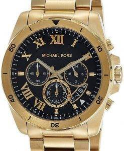 Michael Kors Brecken Chronographe Quartz MK8481 montre homme