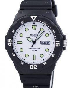 Montre Casio Quartz analogique cadran noir MRW-200H-7EVDF MRW - 200H - 7EV masculine