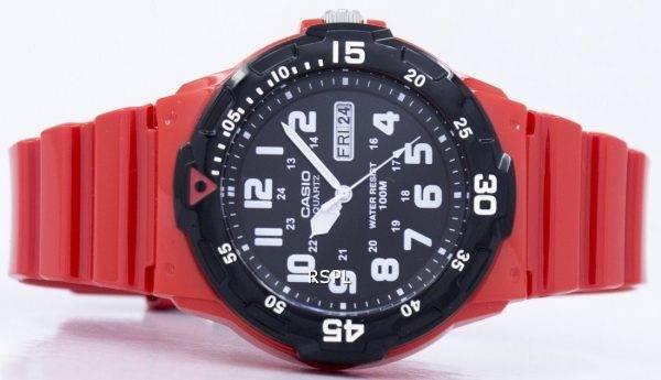 Montre Casio analogique Quartz MRW-200HC-4BVDF MRW200HC-4BVDF masculin
