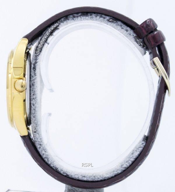 Montre Casio Quartz analogique cadran or PSG-1183Q-9ADF PSG-1183Q-9 a masculin