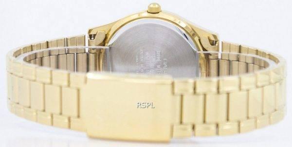 Casio Quartz analogique or plaqué montre MTP-1275G-9ADF PSG-1275G-9 a masculin