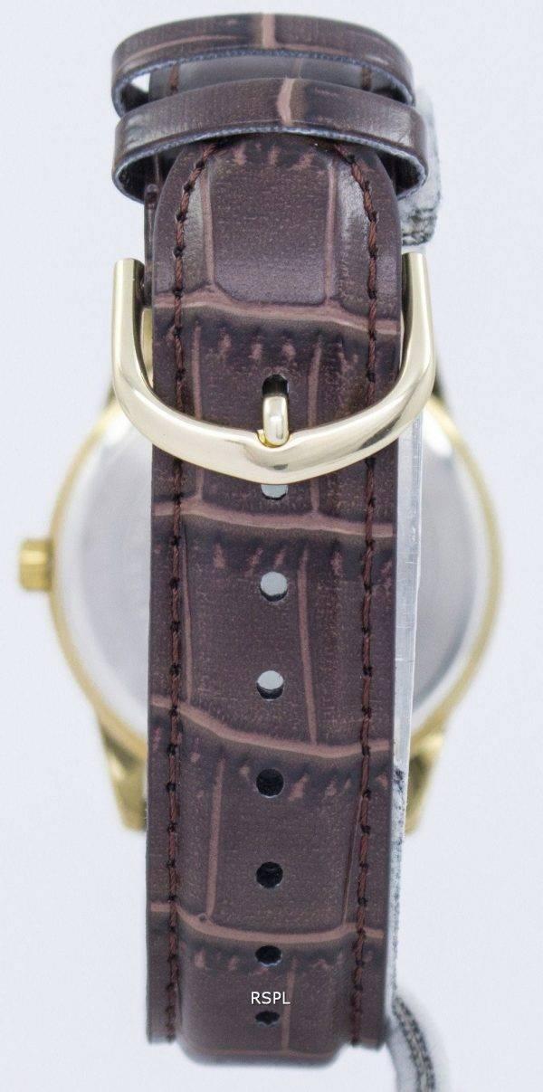 Montre analogique Quartz Casio Enticer PSG-V001GL-1BUDF MTPV001GL-1BUDF masculin