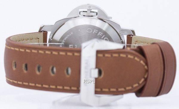 Panerai Luminor Marina Logo Acciaio automatique PAM00632 montre homme