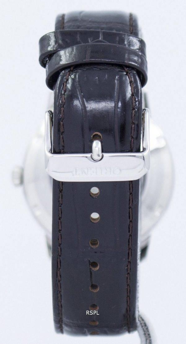 Orient automatique classique-élégant de RA-AG0010S10B montre homme