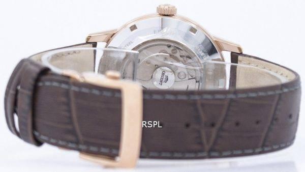 Orient classique Sun & montre RA-AS0003S00B automatique hommes la lune