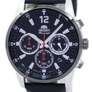 Orient Sports Chronographe Quartz Japon fait RA-KV0005B00C montre homme