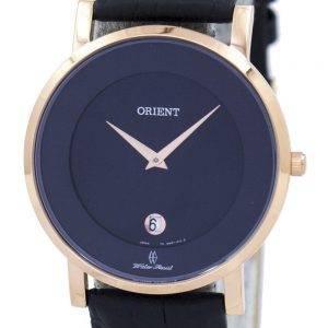 Orienter les montres Quartz analogiques SGW0100BB0 féminin