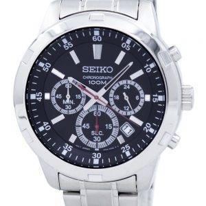 Montre Seiko chronographe Quartz SKS605 SKS605P1 SKS605P hommes
