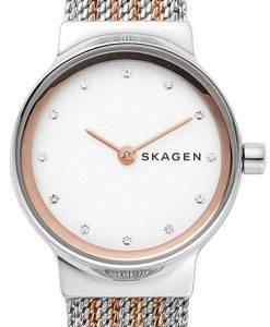 Montre Skagen Freja Quartz diamant Accent SKW2699 féminin
