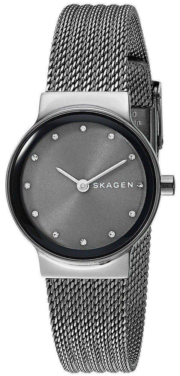 Montre Skagen Freja Quartz diamant Accent SKW2700 féminin