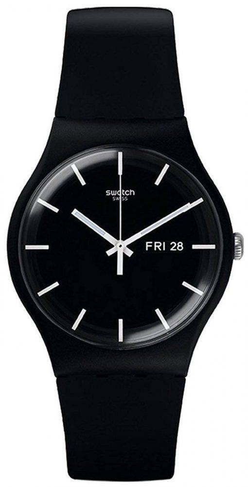 Montre Swatch Originals Quartz Mono SUOB720 masculin