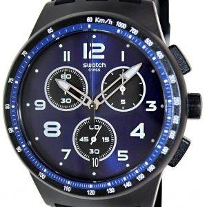 Montre Swatch Originals Chrono Plastic Nitespeed Quartz SUSB402 masculin